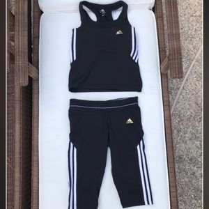 Adidas 2 pc activewear